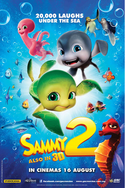 Sammys Adventures 2 2012 1080p BluRay DTS x264-VeDeTT