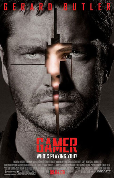 Gamer 2009 720p BluRay DD5.1 x264-EbP