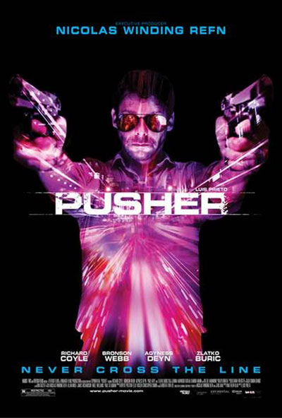 Pusher 2012 Bluray 1080p x264 DTS-HDChina