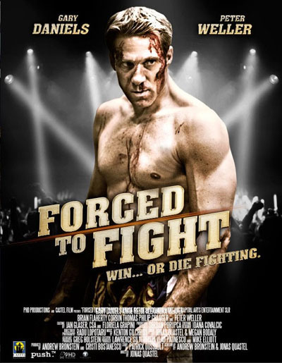 Forced to Fight 2011 1080p BluRay DTS x264-RUSTED