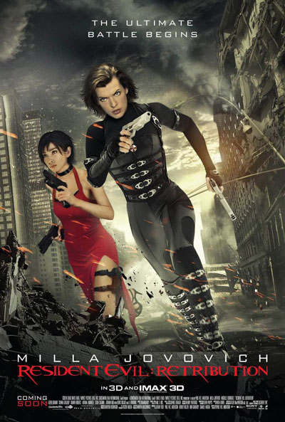 Resident Evil Retribution 2012 720p BluRay DTS x264-HiDt