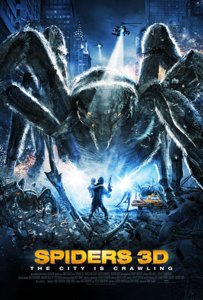 Spiders 2013 1080p BluRay DTS x264-VETO