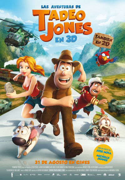 Tad The Lost Explorer 2012 720p BluRay DTS x264-DOCUMENT