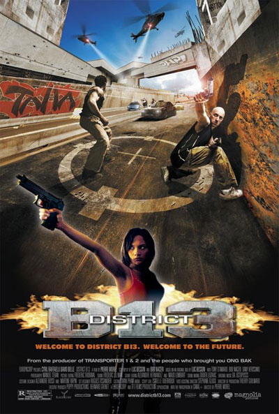 District B13 aka Banlieue 13 2004 BluRay 1080p DTS x264-CtrlHD