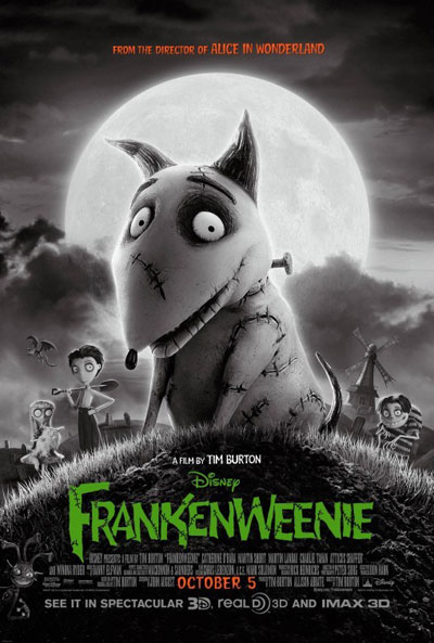 Frankenweenie 2012 720p BluRay DTS X264-BLOW