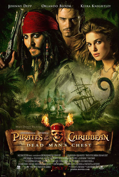 Pirates Of The Caribbean Dead Mans Chest 2006 Bluray REMUX 1080p AVC LPCM 5.1 - KRaLiMaRKo
