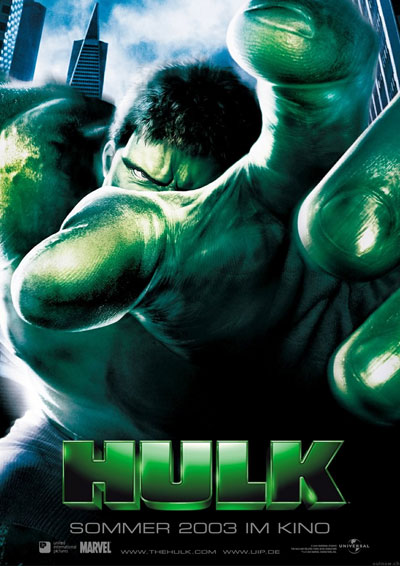 Hulk 2003 720p BluRay DTS x264-HiDt