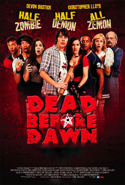 Dead Before Dawn 2012 720p BluRay DTS x264-VETO