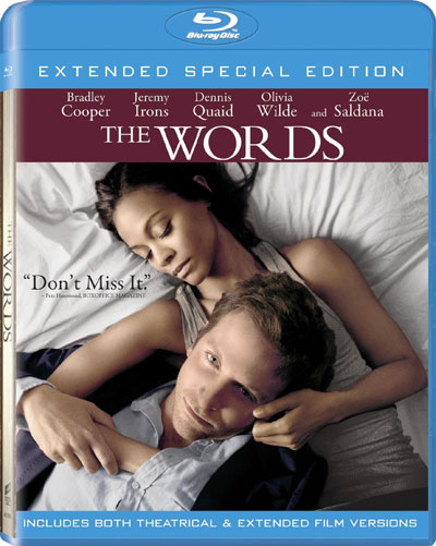 The Words 2012 BluRay 720p DD5.1 x264-CHD