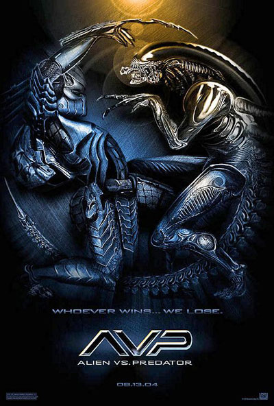 AVP Alien vs. Predator 2004 720p Bluray DTS x264-beAst [Request]