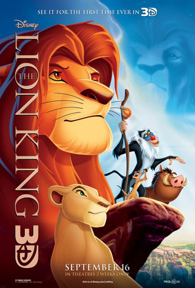The Lion King 1994 BluRay REMUX 1080p AVC DTS-HD MA 7.1-FraMeSToR [re-upload]