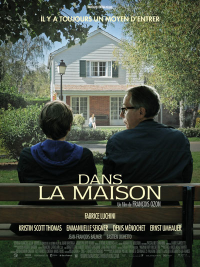 Dans la maison aka In The House 2012 French 1080p BluRay DTS x264-MELiTE
