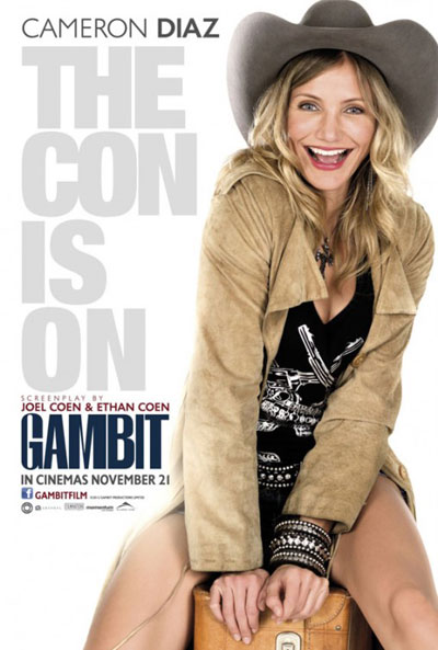 Gambit 2012 1080p BluRay DTS x264-AMIABLE