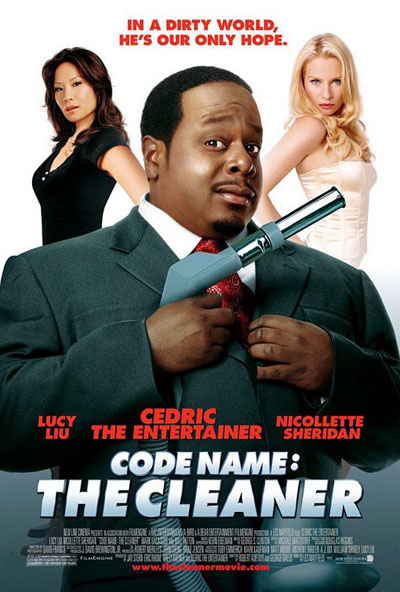 Code Name The Cleaner 2007 720p BluRay DTS x264-iLL
