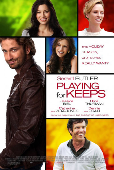 Playing for Keeps 2012 BluRay 720p DTS x264-CHD