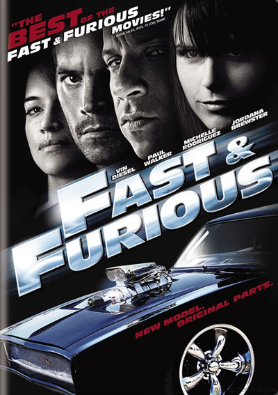 Fast and Furious 2009 Bluray REMUX 1080p VC-1 DTS-HD MA 5.1 - KRaLiMaRKo