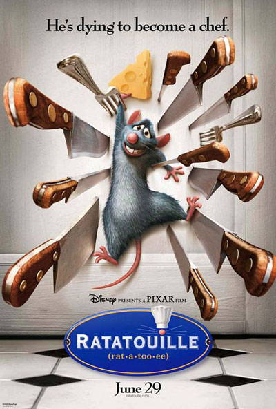 Ratatouille 2007 720p BluRay DTS x264-ESiR