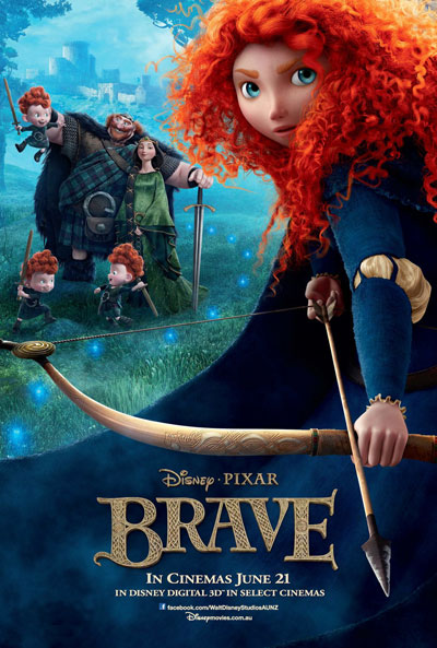 Brave 2012 720p BluRay x264 DD5.1-REFiNED