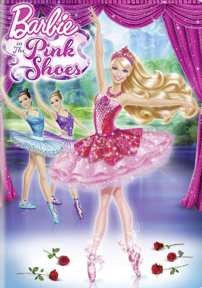 Barbie In The Pink Shoes 2013 1080p BluRay DTS x264-PublicHD
