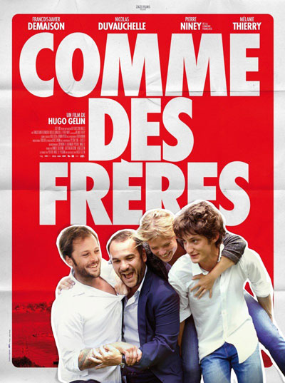 Comme Des Freres 2012 French 720p BluRay DTS x264-HDWinG
