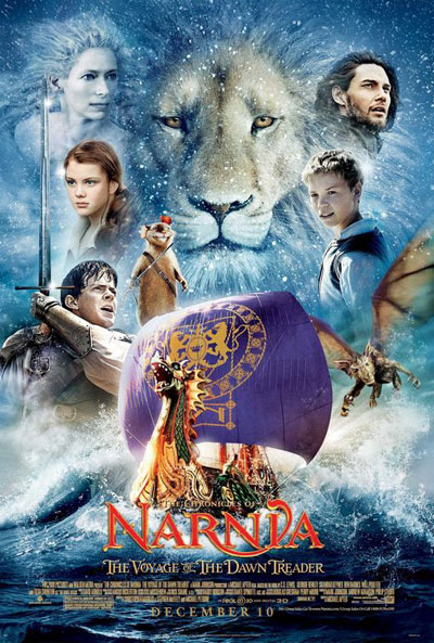 The Chronicles of Narnia The Voyage of the Dawn Treader 2010 1080p BluRay DD5.1 x264-EbP