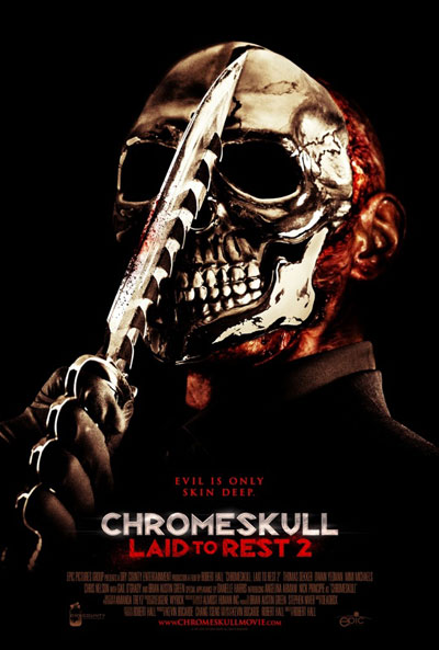 Chromeskull Laid to Rest 2 2011 1080p Bluray DTS x264-aAF
