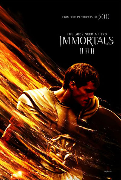 Immortals 2011 1080p Bluray DTS x264 D-Z0N3