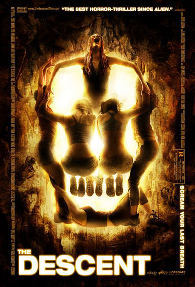 The Descent 2005 BluRay 1080p DTS-HD MA 5.1 x264-HDWinG