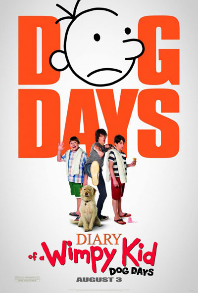 Diary of a Wimpy Kid Dog Days 2012 1080p BluRay DTS X264-AMIABLE