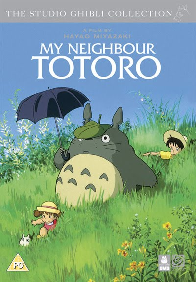 My Neighbor Totoro 1988 Japanese 1080p BluRay DD2.0 x264-CtrlHD
