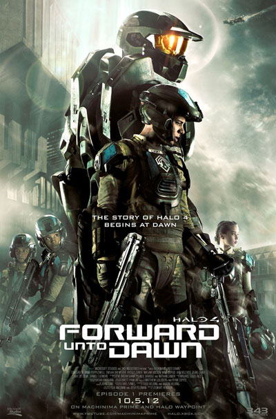 Halo 4 Forward Unto Dawn 2012 1080p BluRay DTS x264-GECKOS