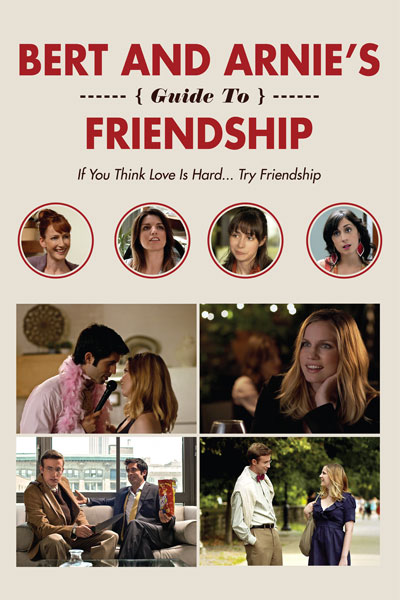 Bert and Arnies Guide to Friendship 2013 1080p WEB-DL AAC H264-HKD