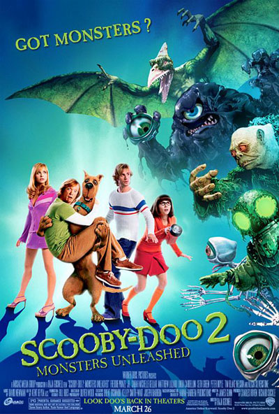 Scooby Doo 2 Monsters Unleashed 2004 1080p BluRay DTS x264-SEMTEX