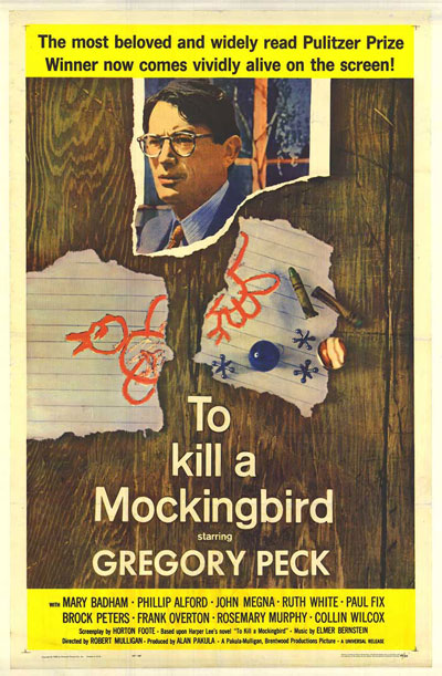 To Kill A Mockingbird 1962 1080p BluRay DTS-HD x264-BARC0DE