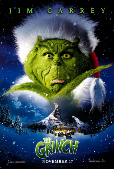 How The Grinch Stole Christmas 2000 720p BluRay DTS x264-EbP