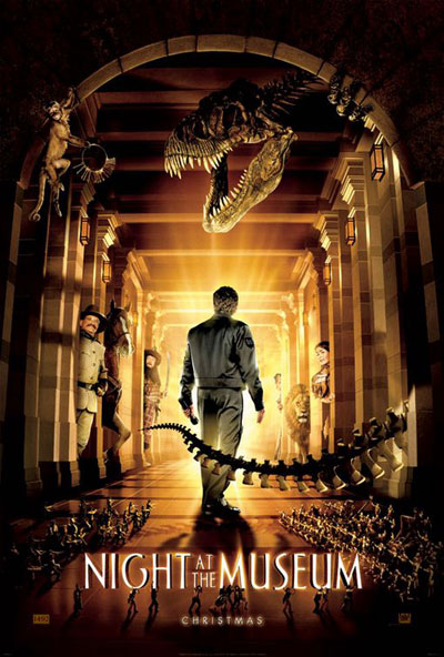 Night At The Museum 2006 1080p Bluray DTS x264-SECTOR7