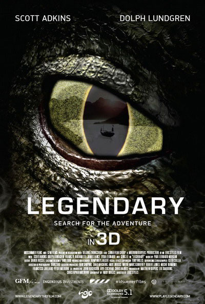 Legendary Tomb of the Dragon 2013 720p Bluray DTS x264-NOSCREENS