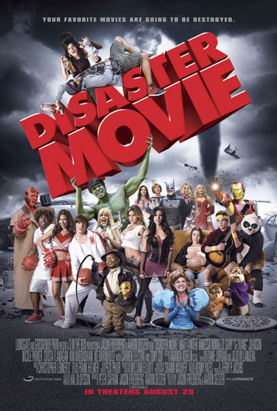 Disaster Movie 2008 720p BluRay DTS x264-REFiNED [Request]