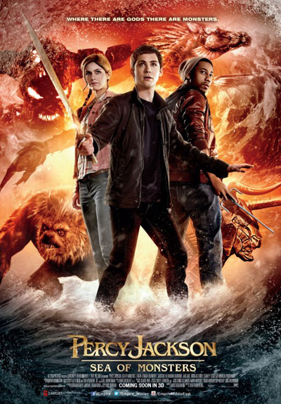 Percy Jackson Sea of Monsters 2013 3D BluRay Half-OU DTS-ES x264-HDMaNiAcS