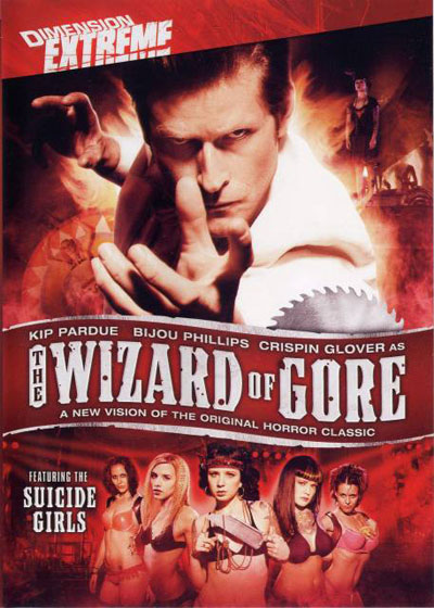 The Wizard of Gore 2007 BluRay 720p DTS x264-MySilu