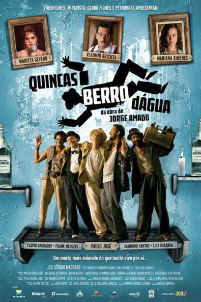 The Two Deaths of Quincas Wateryell (2010) Portuguese 720p BluRay DTS x264-CRiSC