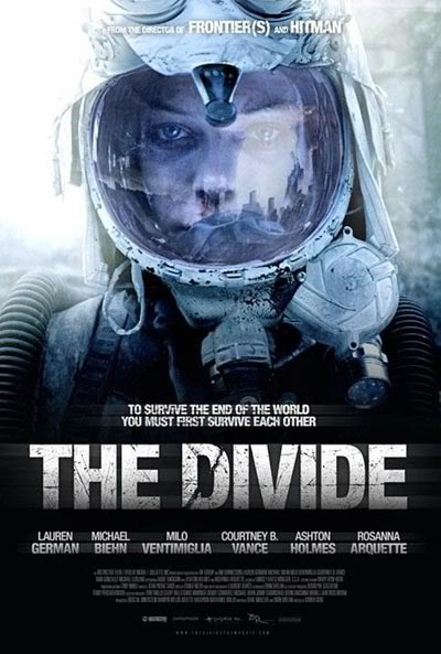 The Divide 2011 BluRay 1080p DD5.1 x264-CHD