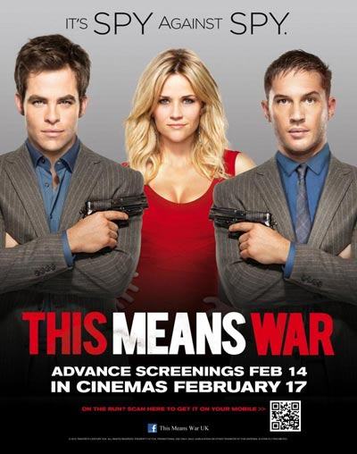 This Means War 2012 UNRATED 1080p Bluray DTS x264-CtrlHD