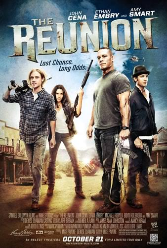 The Reunion 2011 BluRay 1080P DTS X264-CHD