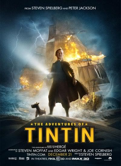 The Adventures of Tintin 2011 720p BluRay DTS x264-WiKi