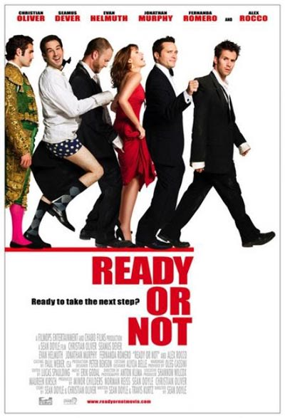Ready or Not 2009 BluRay 1080p DTS x264-CHD