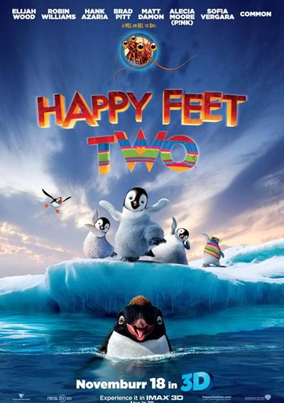 Happy Feet Two 2011 720p BluRay x264-Felony