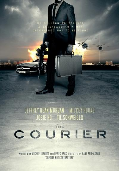 The Courier 2011 1080p BluRay x264-AiHD
