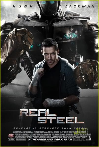 Real Steel 2011 1080p BluRay DTS x264-CHD