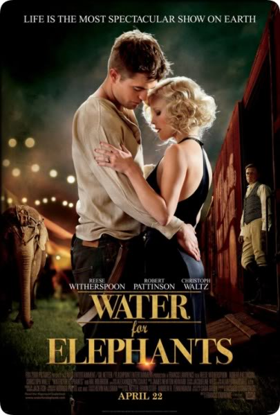 Water For Elephants (2011) 720p BluRay x264-MCHD